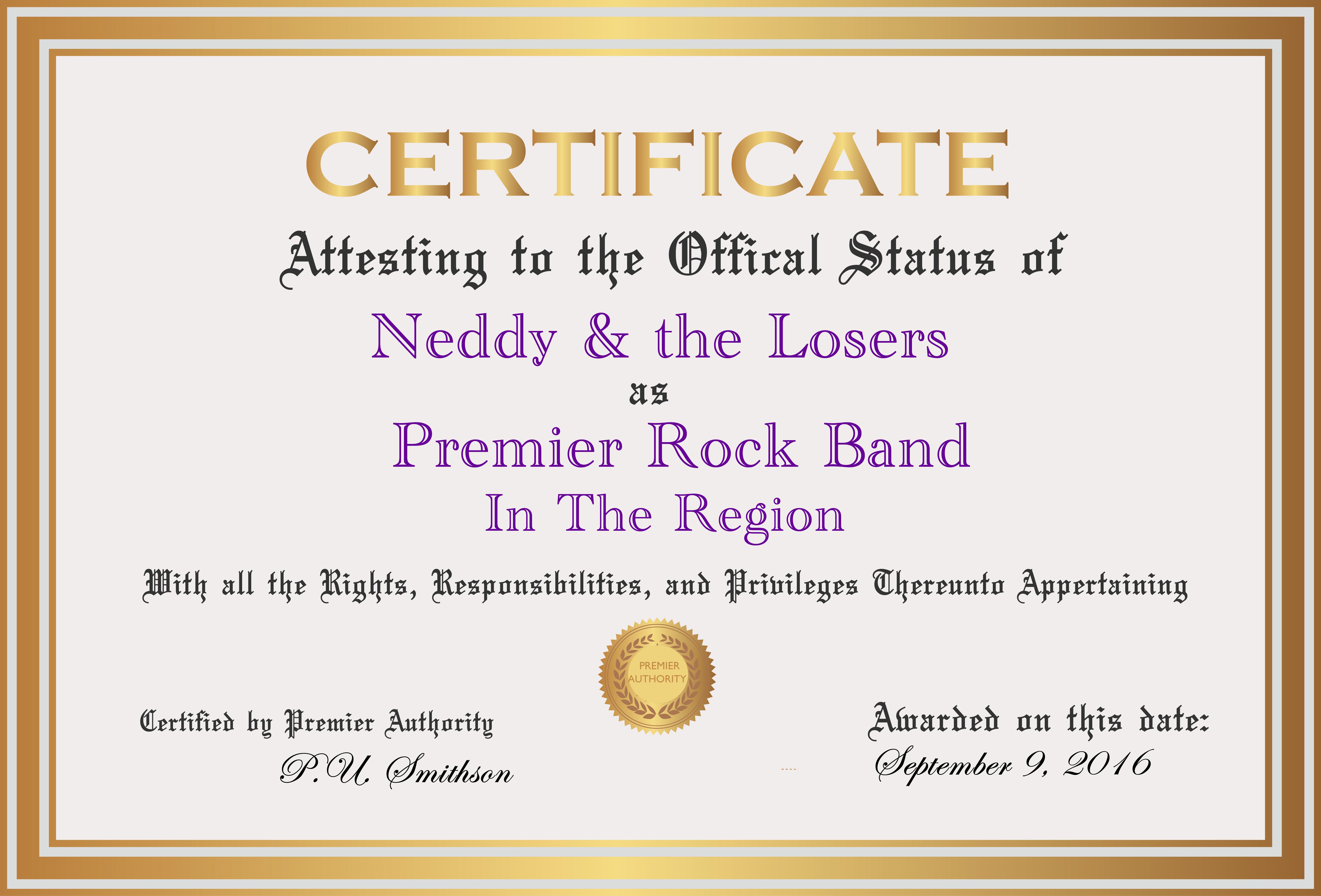 Get Premier Certified
